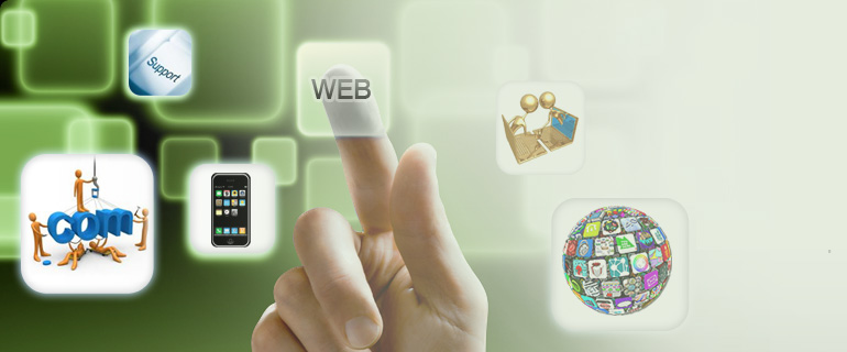 Web application and Software development